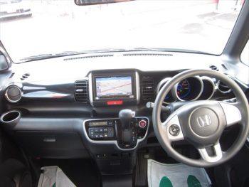 N-BOXカスタム G-Lパッケージ 4WD
