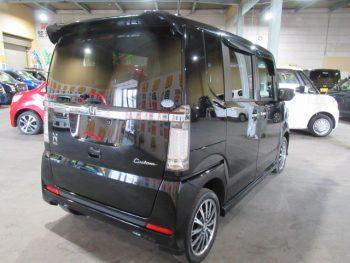 N-BOXカスタム G ターボパッケージ 4WD