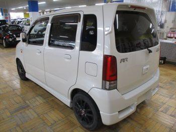 ワゴンR RR リミテッド ターボ