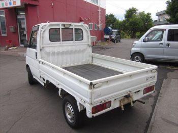 アクティトラック エアコン・パワステ 4WD