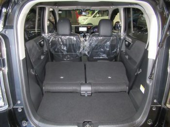 N-WGNカスタム Gターボパッケージ 4WD