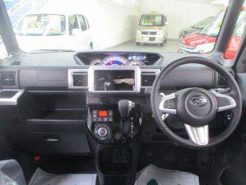 ウェイク Gターボ リミテッドSAⅢ パノラマモニター対応純正ナビ装着用アップグレードパック 未使用車 4WD