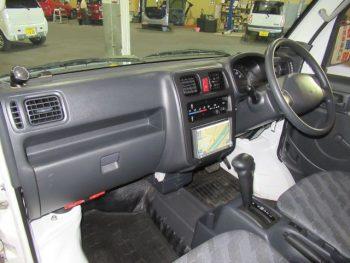 キャリイトラック キャンピング仕様 4WD
