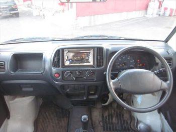 キャリイトラック KU AC無  4WD