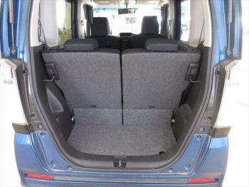 N-BOXカスタム G 4WD