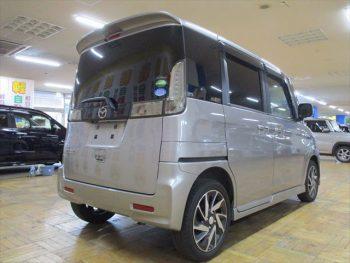 フレアワゴン カスタムスタイル XT ターボ 4WD