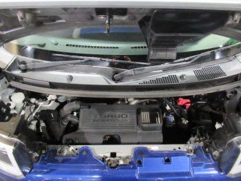 ウェイク X ターボ 4WD