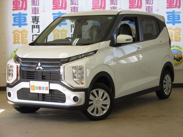 eKクロス M 現行型 4WD