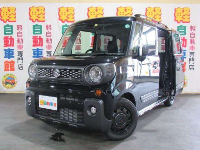 スペーシアギア ハイブリッド XZ 未使用車 4WD