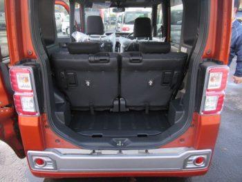 ウェイク Gターボ 4WD