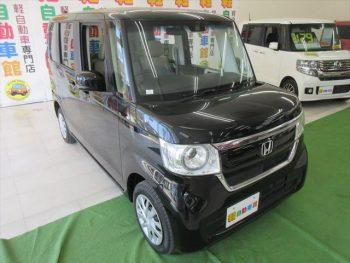 N-BOX G・L ホンダセンシング 未使用車 4WD