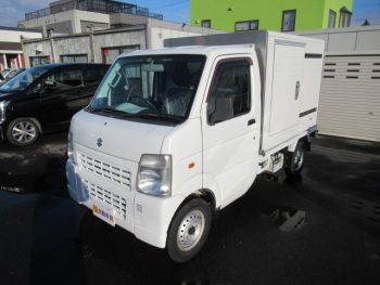 キャリイトラック 低温 冷蔵冷凍車 4WD