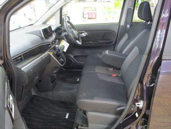 ムーヴカスタム XハイパーSAⅡ 4WD