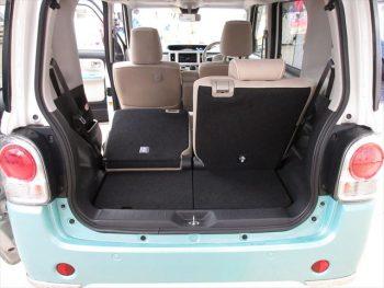 ムーヴキャンバス Xリミテッド メイクアップSAⅢ 4WD