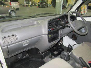 エブリイバン 4WD