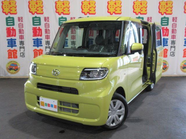 タント L SA アップグレードパック 4WD