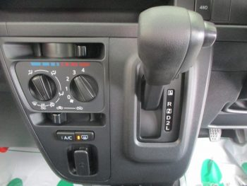 ハイゼットカーゴバン スペシャル SAⅢ ハイルーフ 4WD