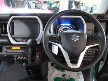 ハスラー ハイブリッドG スズキセーフティサポート 未使用車 4WD