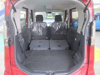 スペーシアカスタム XSターボ マイナー後モデル 4WD