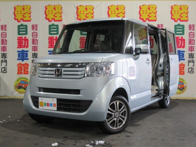 N-BOX+ G・ターボパッケージ 4WD