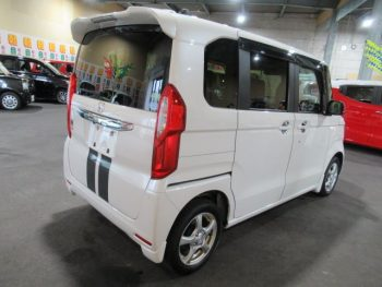 N-BOX G・L ターボ ホンダセンシング 4WD