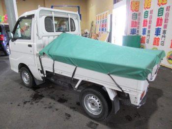 ハイゼットトラック AC無 スペシャル パワステ付 4WD