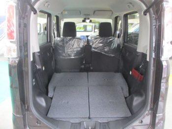 スペーシア ハイブリッドG 4WD