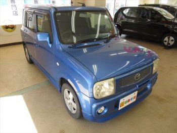 スピアーノ ターボ エアロ付 4WD