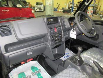 キャリイトラック 農繁スペシャル 4枚リーフスプリング装着車 デュアルカメラブレーキサポート 未使用車 4WD