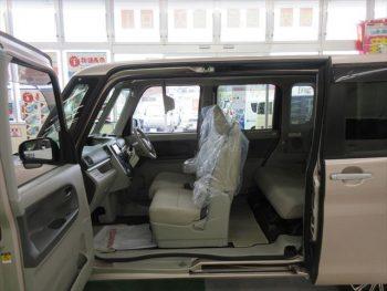 タント X SA ナビアップグレードパック 4WD