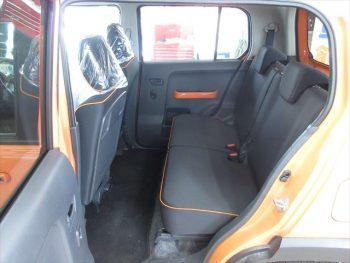 ハスラー Xターボ 4WD