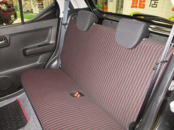 アルト ターボRS オーディオレス バックアイカメラ装着車  4WD
