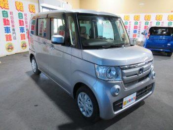N-BOX G ホンダセンシング 4WD