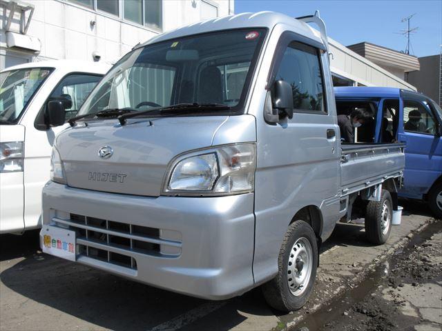 ハイゼットトラック ハイルーフ 4WD
