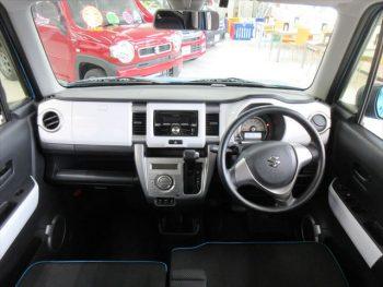ハスラー G ターボ セットOP装着車 レーダーブレーキサポート KYBショック 4WD