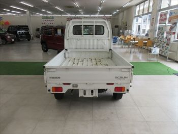 スクラムトラック KCスペシャル エアコン パワステ 4WD