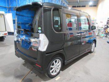 タントカスタム X スマートセレクションSA&SN 4WD