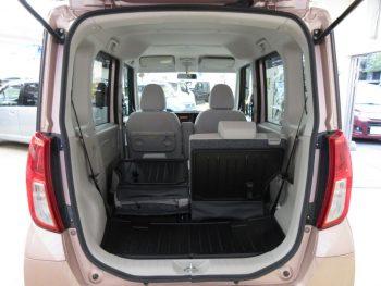 eKスペース E オートストップ&ゴー 4WD
