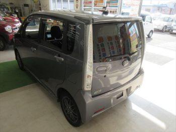 ムーヴカスタム X リミテッド SA 4WD