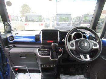 N-BOX G・ターボLパッケージ 4WD