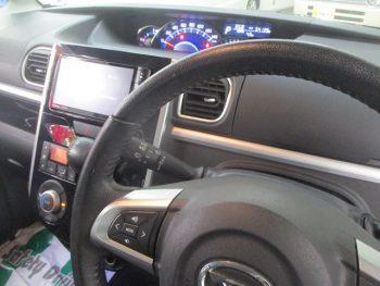 タントカスタム RS トップエディションSAⅡ ターボ 4WD