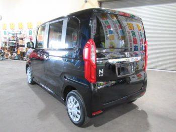 N-BOX G Lホンダセンシング 4WD