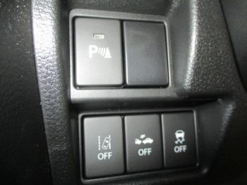 スペーシア ハイブリッドG スズキセーフティサポート 未使用車 4WD
