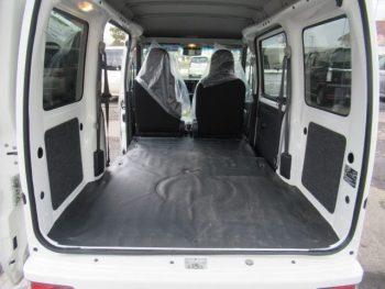 ハイゼットカーゴバン DXSAⅢ 4WD