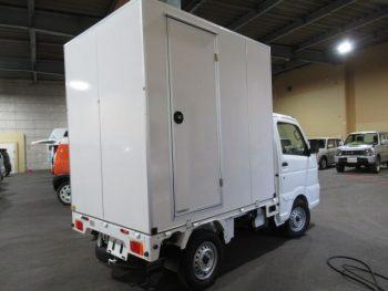 キャリイトラック キッチンカー 4WD