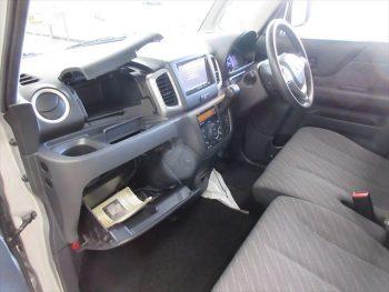 フレアワゴン XS デュアルブレーキサポート付き 4WD