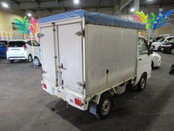 ハイゼットトラック AC無 宅配仕様車 4WD