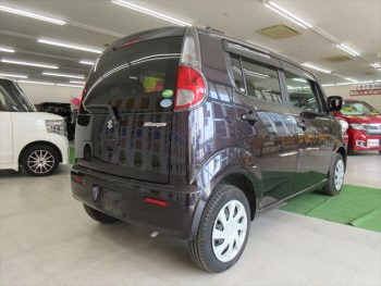 MRワゴン Xセレクション 4WD