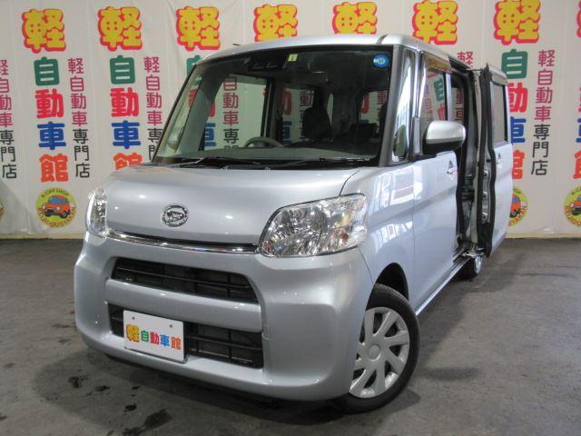 タント Lリミテッド SAⅢ 4WD
