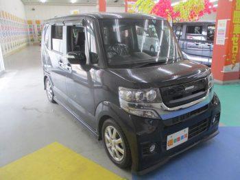 N-BOX+カスタム G・Aパッケージ 4WD